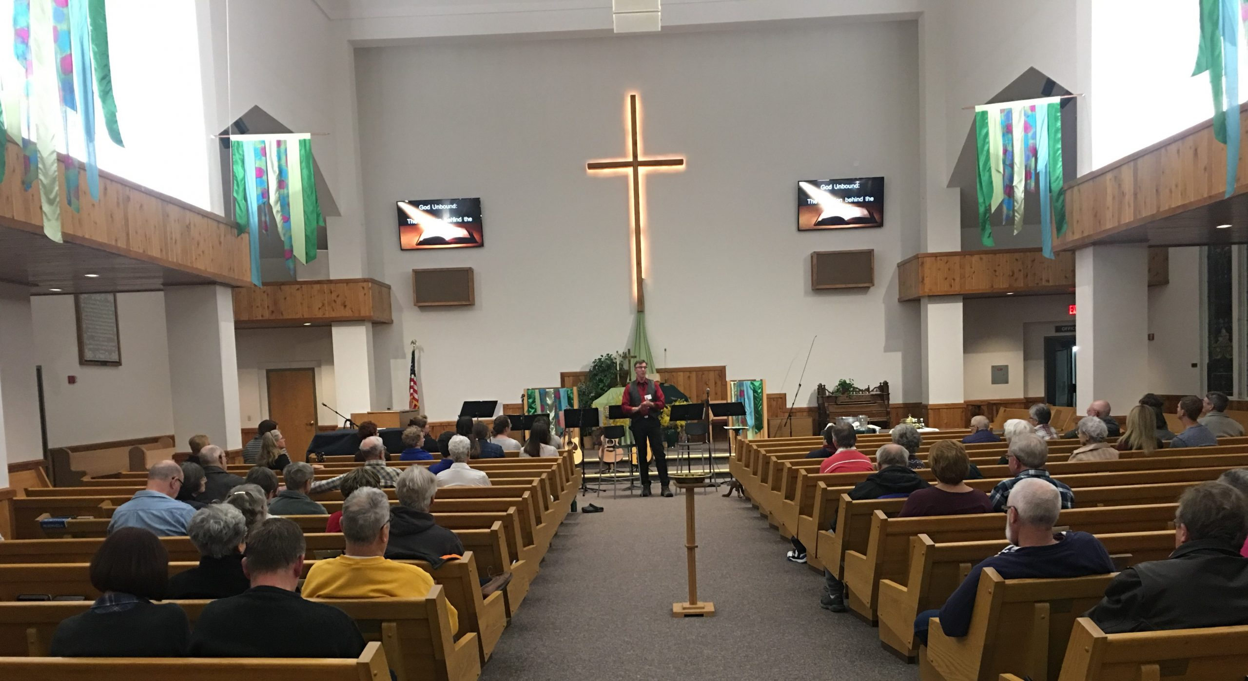 A Growing Church Serving a Growing Community